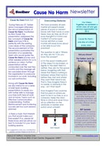 Newsletter Mar 2007
