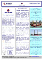 Newsletter Apr 2007