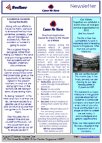 Newsletter Aug 2007