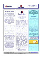 Newsletter July 2007