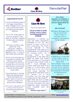 Newsletter Jun 2007