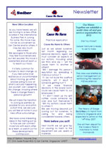 Newsletter May 2007